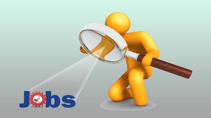 Recherche d'un boulot