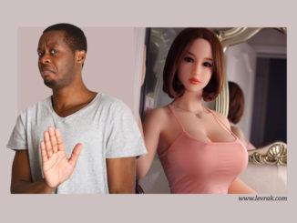 Je refuse la poupée sexuelle